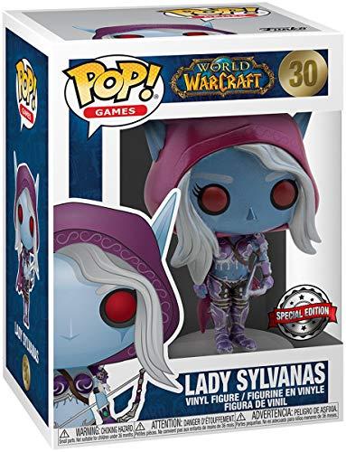 World of Warcraft Lady Sylvanas (Blizzard 30th) (Metallic) Vinyl Figur 30 Unisex Funko Pop!...
