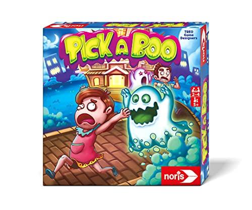 noris 606061903 Pick-a-Boo – Das aufregende Reaktionsspiel für...