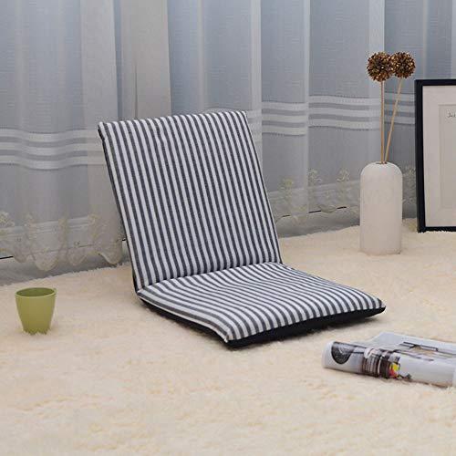 Klappbarer Meditationssitz auf dem Bodenstuhl, gepolsterter...