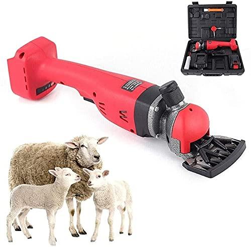 HHORB Elektrische Schafschermaschine Woll Haarschneidemaschine...