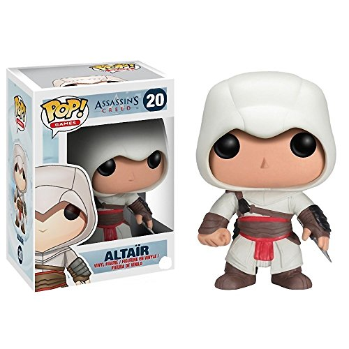 Funko 3729 POP! Vinylfigur: Games: Assassin's Creed: Altair