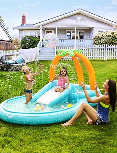 Sable Play Center Wasserspielcenter Kinder Aufstellpool...