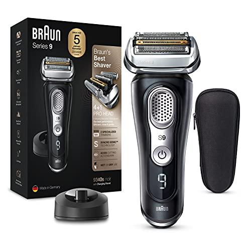 Braun Series 9 Premium Rasierer Herren mit 4+1 Scherkopf,...