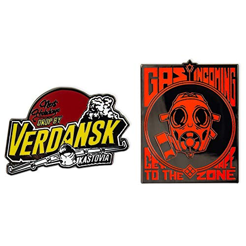 Pin Kings Official Call of Duty Warzone Vertanzk Collectible...
