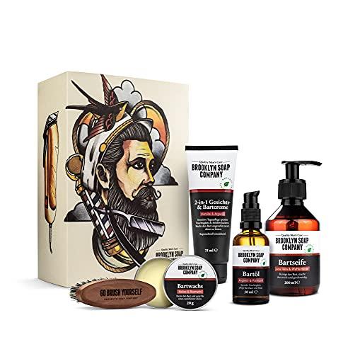 Ultimate Beard Box · Brooklyn Soap Company · Hochwertiges...