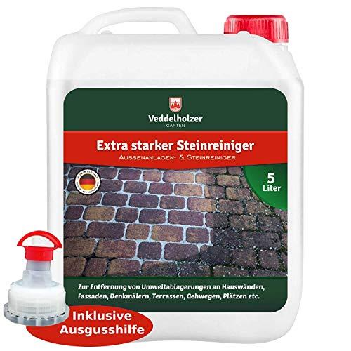 Veddelholzer Außenanlagenreiniger Steinreiniger 5 Liter...