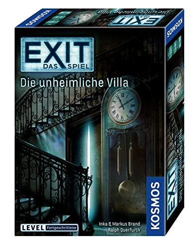 Kosmos FKS6940360 694036 - EXIT - Das Spiel, Die unheimliche...