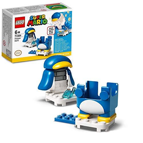 LEGO 71384 Super Mario Pinguin-Mario Anzug Power Up Pack, Erweiterungsset, Kostüm...