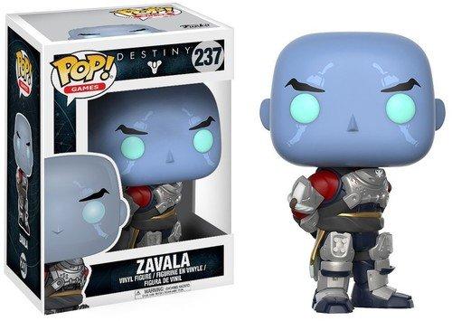 POP! Games: Destiny - Commander Zavala