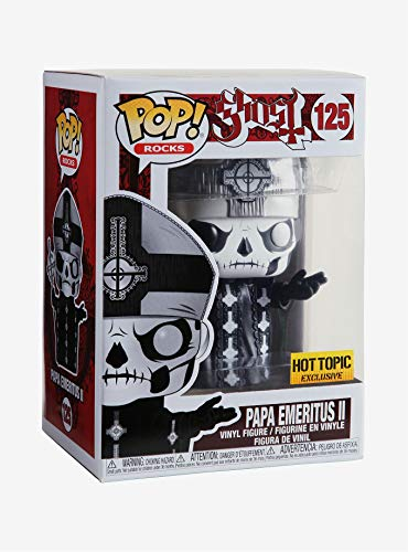 Funko Pop! Rocks: Ghost - Papa Emeritus II (Special Edition) #125