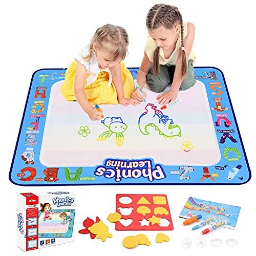 dmazing Spielzeug ab 2 3 4 5 6 Jahre Mädchen, Aqua Doodle Baby...