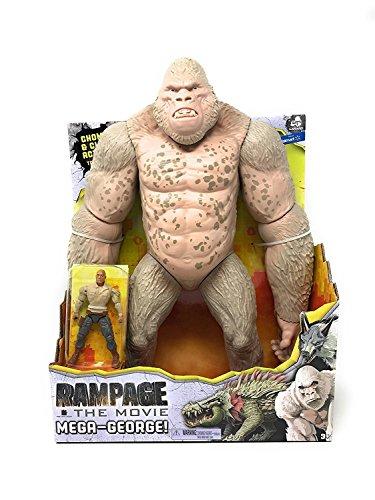 Rampage the Movie Mega George Figure