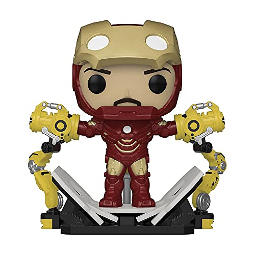 Pop! Iron Man 2: Iron Man MKIV with Gantry Glow in The-Dark...