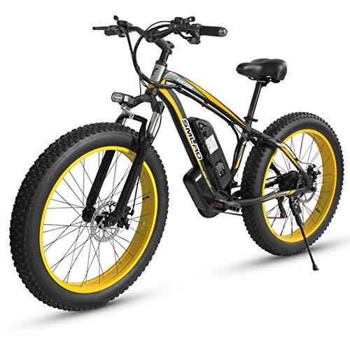 sunyu Mountainbike 26 Zoll Elektrofahrrad Klappbar Für Herren...