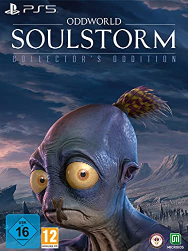 Oddworld: Soulstorm (Collector Oddition) - [Playstation 5]
