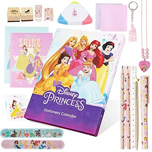 Disney Prinzessinnen Adventskalender 2021 Kinder Mädchen mit 24...