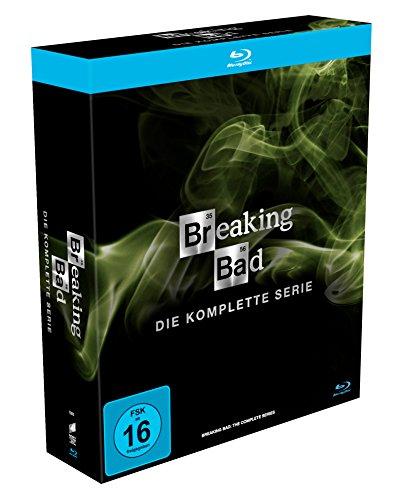 Breaking Bad - Die komplette Serie [Blu-ray]
