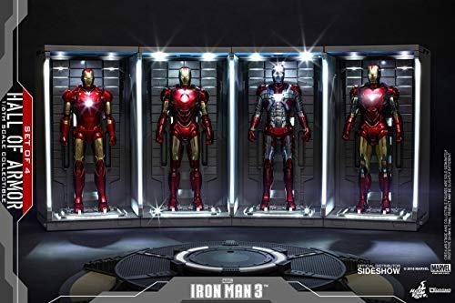 Hot Toys–htds001b–Figur Kino–Iron Man...