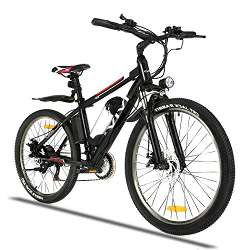 Winice E Bike Herren 350W Ebike Mountainbike 26 Zoll...