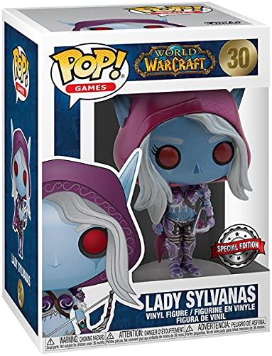 World of Warcraft Lady Sylvanas (Blizzard 30th) (Metallic) Vinyl...