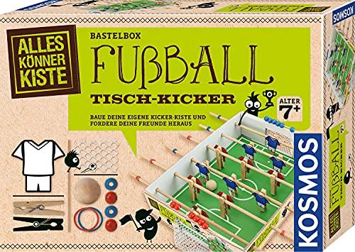 KOSMOS 604479 AllesKönnerKiste Fußball Tisch-Kicker,...