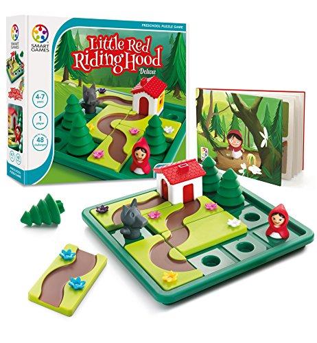 smart games SG 021US games Smartgames SG 21 – Spiel Little Red...