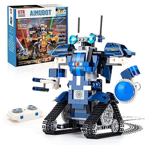 Roboter Bausatz Programmierbarer and ferngesteuerter 405 Teile...