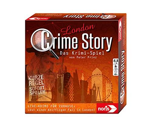 noris 606201970 Crime Story London - Das Detektiv Spiel -...