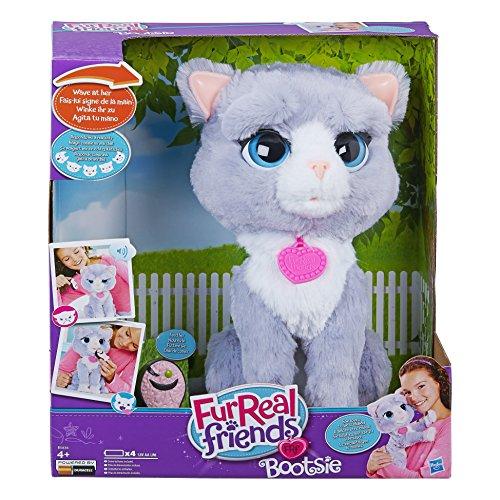 Hasbro FurReal Friends Katze Bootsie, interaktives Plüschtier