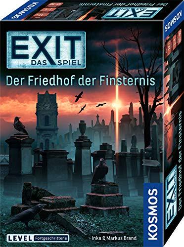Kosmos 695163 EXIT - Das Spiel - Der Friedhof der Finsternis,...