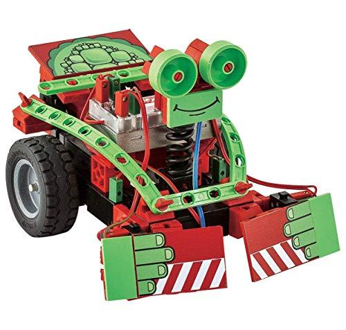fischertechnik Mini Bots - das Roboter Spielzeug mit 5 Modellen...