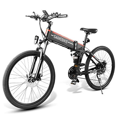 Lixada Elektrofahrrad 26 Zoll Folding Power Assist E-Bike...