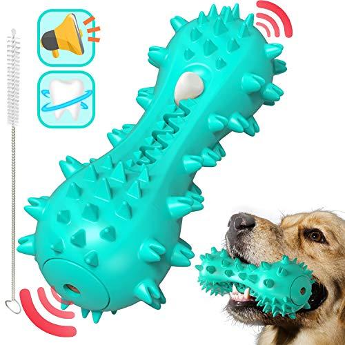 Rmolitty Hundespielzeug, Hunde Kauspielzeug Hundezahnbürste,...
