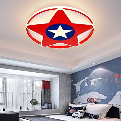 LED Deckenleuchte Dimmbar 3000-6500K Deckenlampe Mit...