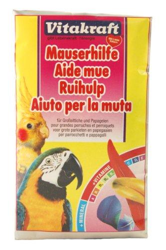 Vitakraft Mauserhilfe für Großsittiche und Papageien