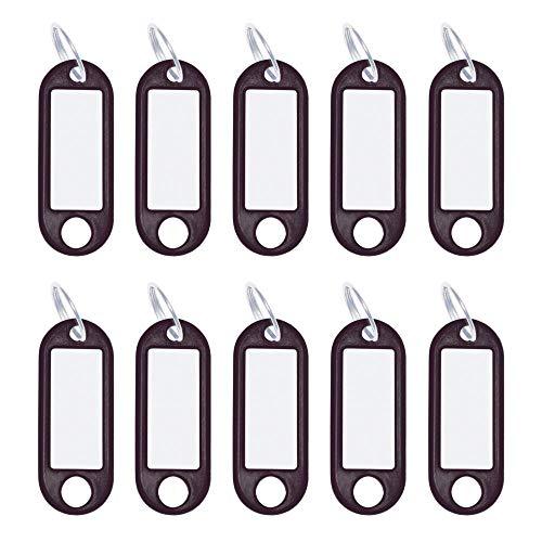 Wedo 262101801 Schlüsselanhänger Kunststoff (mit Ring,...