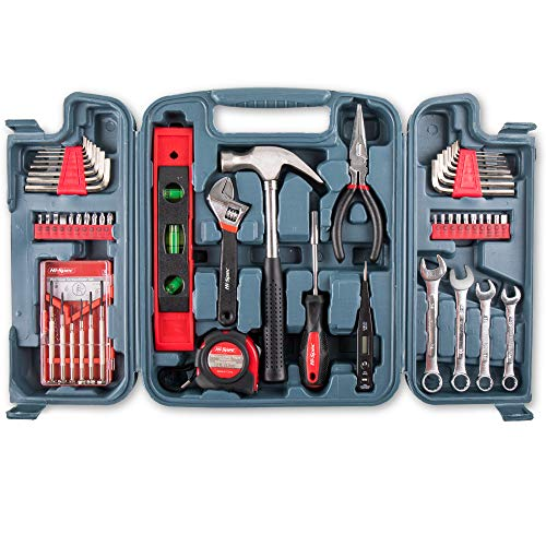 Hi-Spec 53teiliges Werkzeugset in Organisationskoffer für...