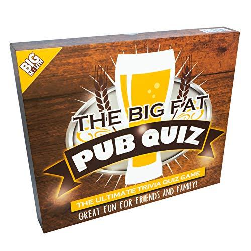 The Big Fat Pub Quiz: The Ultimate Trivial Party Quiz-Spiel für...