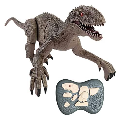 XWEM 2.4G RC Dinosaurier Spielzeug Für Kinder, Fernbedienung...