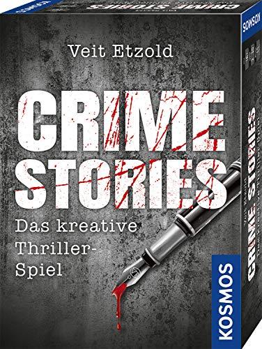 KOSMOS 695224 Veit Etzold - Crime Stories, Das kreative...