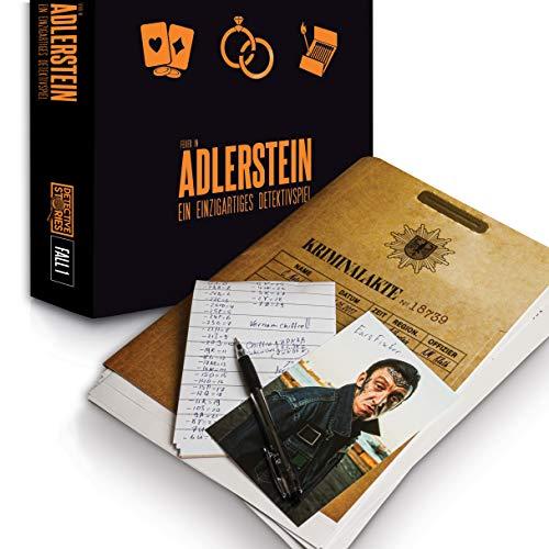 iDventure Detective Stories - Fall 1: Das Feuer in Adlerstein -...