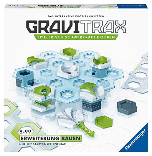 Ravensburger GraviTrax Erweiterung Bauen - Ideales Zubehör für...