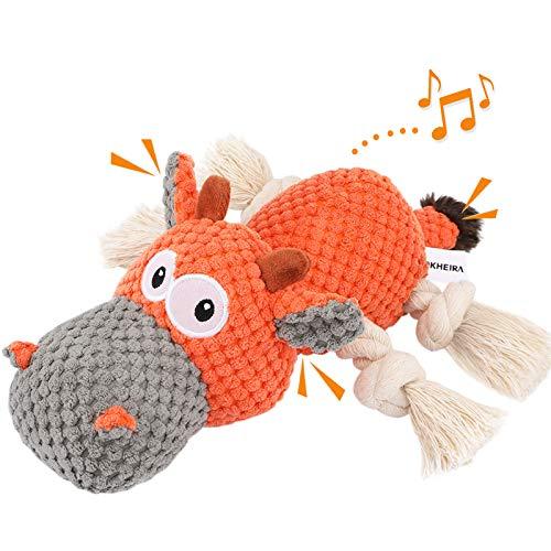 Iokheira Spielzeug für Hunde, Interaktives Hundespielzeug,...