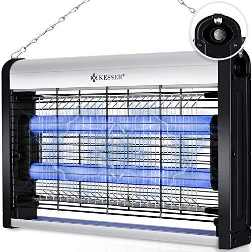 KESSER® Insektenvernichter elektrisch UV LED Insektenfalle...