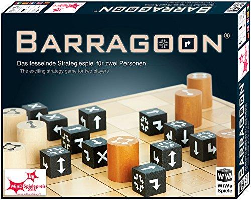 WiWa Spiele 790016 - BARRAGOON - Gewinner MinD-Spielepreis 2016...