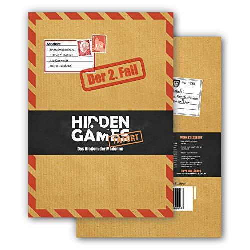 Hidden Games Tatort Krimispiel Fall 2 - Das Diadem der Madonna -...