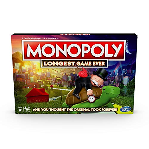 Monopoly Das längste Spiel aller Zeiten.