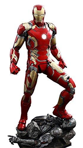 Hot Toys Iron Man Mark XLIII. (Avengers Age of Ultron Quarter...