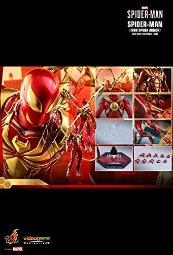 Hot Toys 1:6 Spider-Man – Iron Spider Rüstung – Marvel...