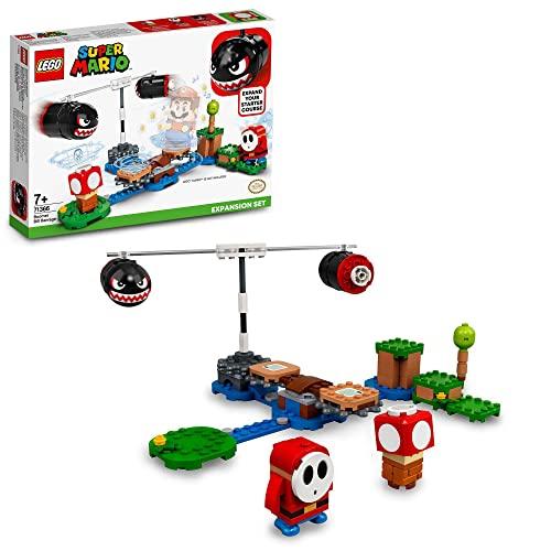 LEGO 71366 Super Mario Riesen-Kugelwillis – Erweiterungsset,...